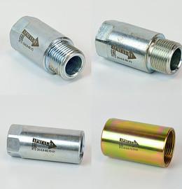 Клапана термозапорные резьбовые